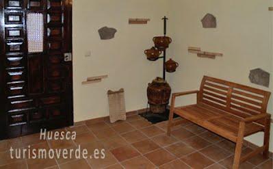 Casa Coscollo de Bolea.